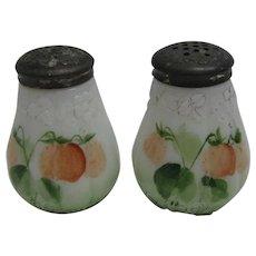 Mt. Washington / Pairpoint Strawberry Salt & Pepper Shakers