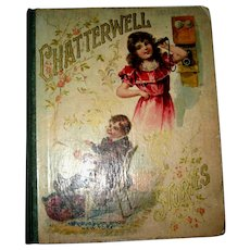 Chatterwell Stories Child's Book -1901