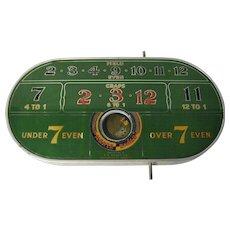Vintage H. C. Evans Monte Carlo Game Trade Stimulator Gambling