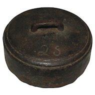 Antique Cast Iron Horse Weight