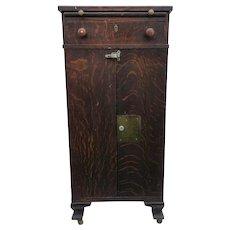 Vintage Wooden Speak Easy Drink Stand
