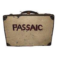 Vintage Sports Roller Skate Case Passaic New Jersey