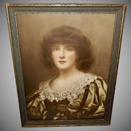 William Wontner Vintage Madison Print of Lorna Doone