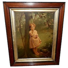Louis Prang Chromolithograph 1869 of George Lambdin Wild Fruit