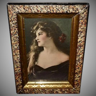 Zula Kenyon Small Vintage Print of Lucille