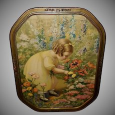 Annie Benson Muller Vintage Print of Poppy Love