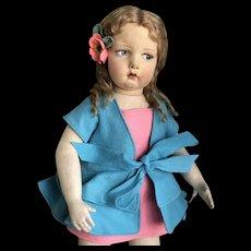 Beautiful and original lenci doll 109 series