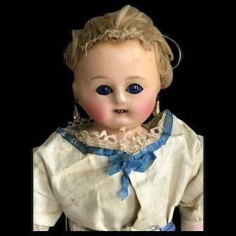 All original Motschmann doll