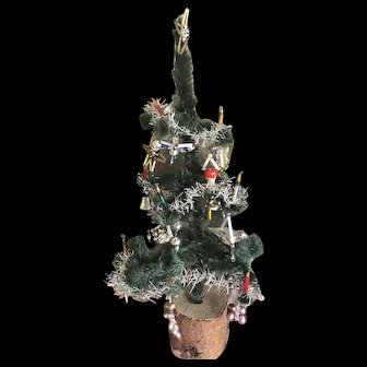 Antique nice Christmas tree