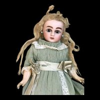 Very sweet and beautiful Steiner A doll fully marked and labeled