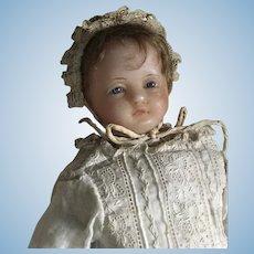 So sweet Montanari wax doll