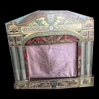 Antique italian opera theather ca1910