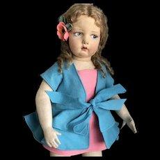 Mint superb all original 109 lenci doll