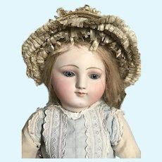 Beautiful antique bonnet