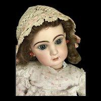 Sweet Tete Jumeau Bebe size 12 hairline