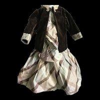 Bebe jumeau Dress size 11