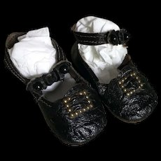 Early french bebe Shoes