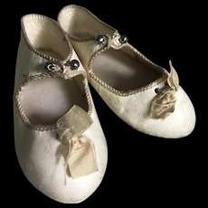 French bebe shoes signed