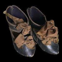 Bebe Jumeau shoes size 8