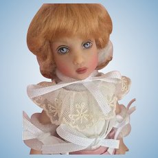 Helen Kish Ma Petite Doll UFDC Convention Doll NRFB 9 1/2 IN Kish Doll