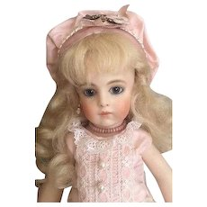 """Darlene Lane """"Chantel"""" UFDC Convention Doll, 7 1/2 IN, A/O w Box and Hoop Toy"""
