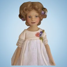 Maggie Iacono Doll Ashley Maggie Made Doll, May Day Event Doll