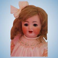 Antique Kammer & Reinhardt 126 Toddler, 11 1/2 IN, Antique German Bisque Doll!