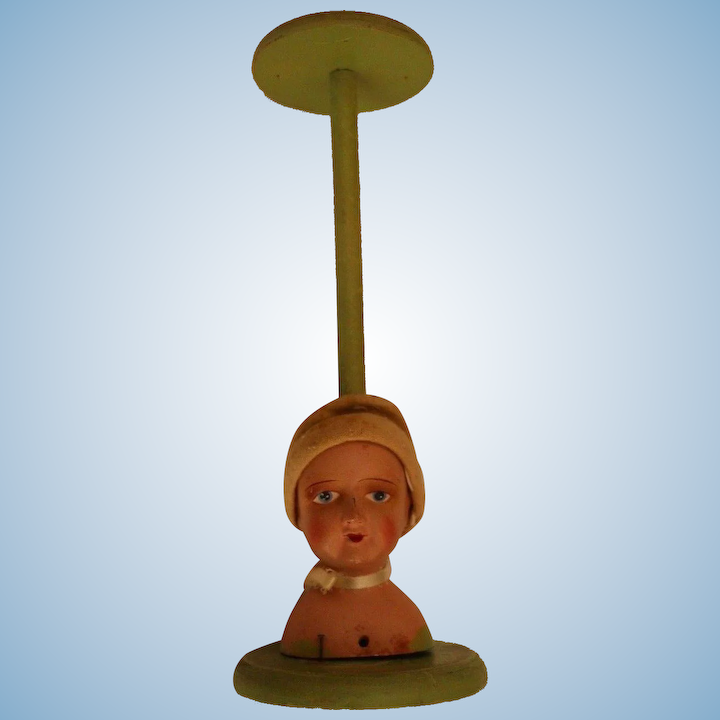 050c7f322f7 Vintage Doll Hat Stand