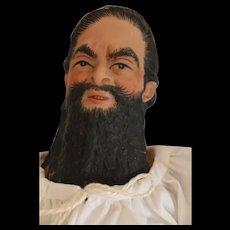 Beverly Walter Blackbeard Doll, 12 1/2 IN, Piedmont Doll Club 1983 Regional Doll