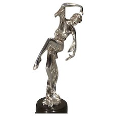 Dancing Figure of Sterling Silver - Ari D. Norman Hallmark 1990