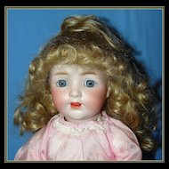 Adorable Antique German Kestner Character Baby