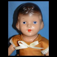 1930's Composition Snow White Type Doll