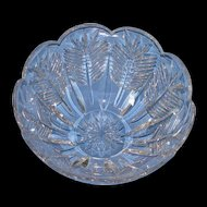 "Stunning Waterford 10-1/2"" Crystal Bowl in Original Box"