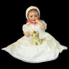 "Outstanding Antique German Bisque 16"" Kestner Character Doll Mold # 247 ""Baby Jean"""