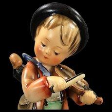 Early Full Bee Little Fiddler 5-1/2' #4 Hummel Figurine TMK 2