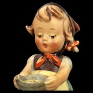 "Be Patient 4-1/2"" Hummel Figurine  #197 2/0 TMK 2 with Full Bee"