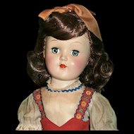 Fabulous All Original 1950's Ideal Toni Doll