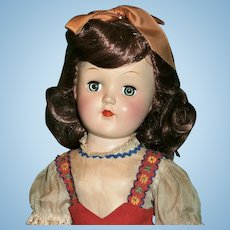 Fantastic Boxed Ideal Toni Doll from the 1950's