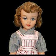 "21"" Ideal Harriett Hubbard Ayer Doll from 1953"