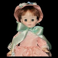 "Vintage 14"" Madame Alexander Lucinda Doll in Original Box"
