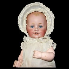 "Precious 13"" Antique Kestner Character Doll Baby Jean - Too cute!"