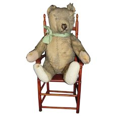 Sweet OLD Jointed Steiff Bear ca 1952