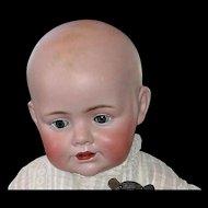 """Antique 20"""" J.D. Kestner Baby Jean Doll"""
