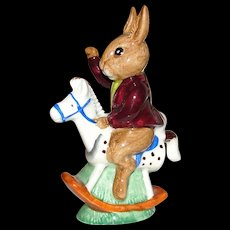 Tally Ho! Royal Doulton Bunnykins Figurine
