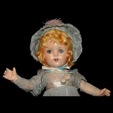 Large All Original 1936 Madame Alexander Kate Greenaway Doll