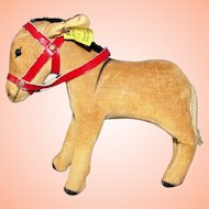 Vintage Steiff Esel Donkey From the 1950's