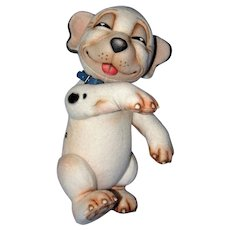 "Fabulous R. John Wright Doll ""Bonzo"""