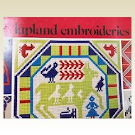 Vintage: Lapland Embroideries: A journey through embroidery:1978
