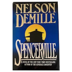 Vintage: First Printing: Specerville: Nelson DeMille: 1994