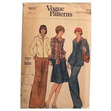Vogue patterns: 0995: 9037